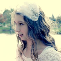 Glamorous Feather Headband