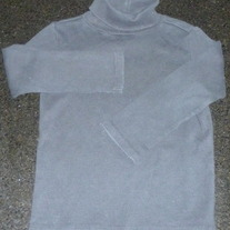 Black Turtleneck-Baby Gap Size 4T