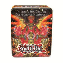 Yu-Gi-Oh 2012 Wave 2 Tin - Hieratic Sun Dragon