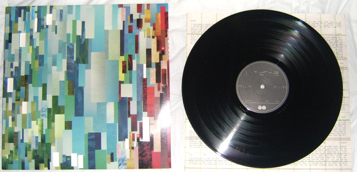 Great Death Cab For Cutie   Narrow Stairs Vinyl LP   Thumbnail 1 ...