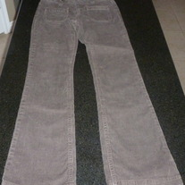 Brown Corduroy Pants-Old Navy Size 10