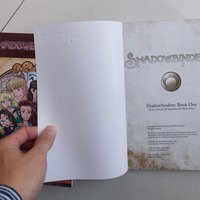 'Shadowbinders: Book One' Softcover Graphic Novel - Thumbnail 1