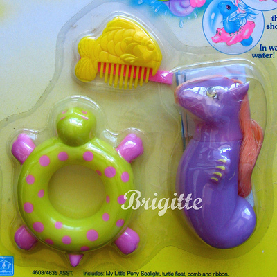 Moc g1 my little pony baby sealight
