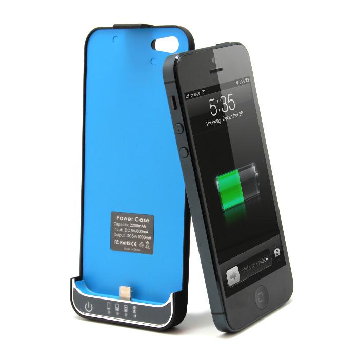 carcasa iphone cargador