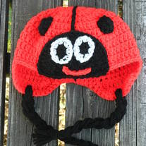 Red Bug Hat