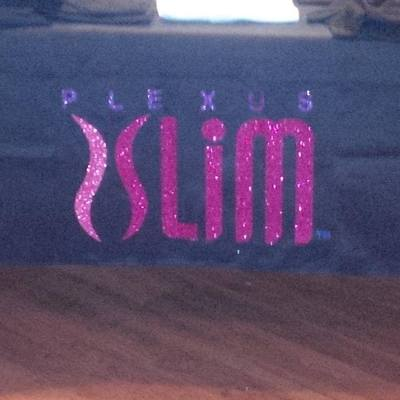 Plexus table cloth