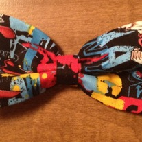 SUPERMAN Bow #2