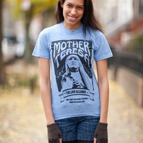 Mother Teresa Shirt