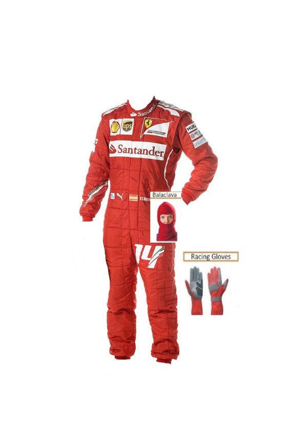 free balaclava and gloves Tony Kart race suit CIK//FIA level 2 2013 style