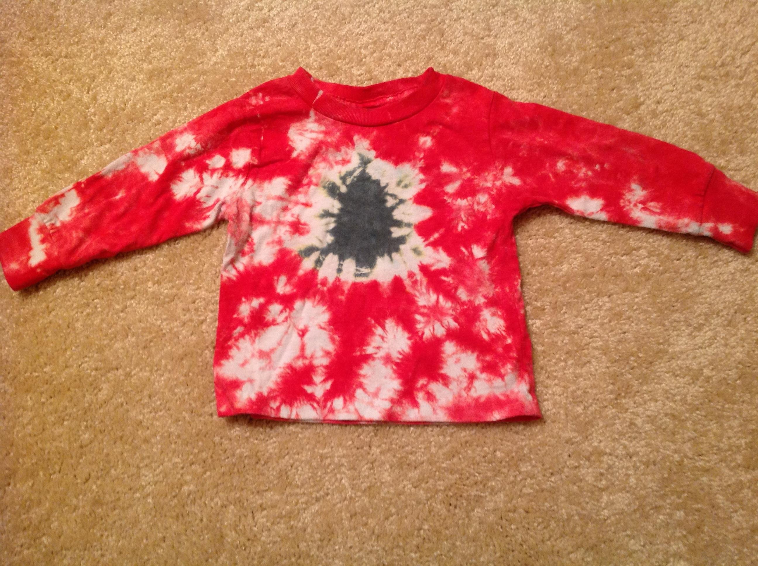 Isis Inspired | 2T long sleeve shirt Christmas tree tie dye | Online ...