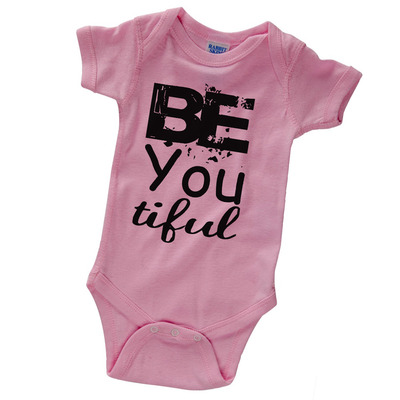 Be you tiful baby bodysuits & tot tees