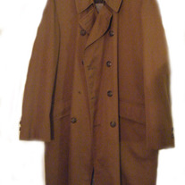Vintage London Fog Pea Coat