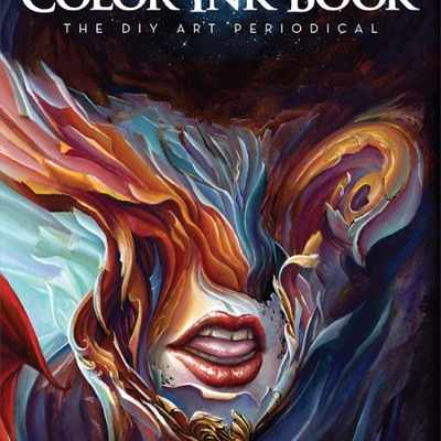 Color ink book volume twenty