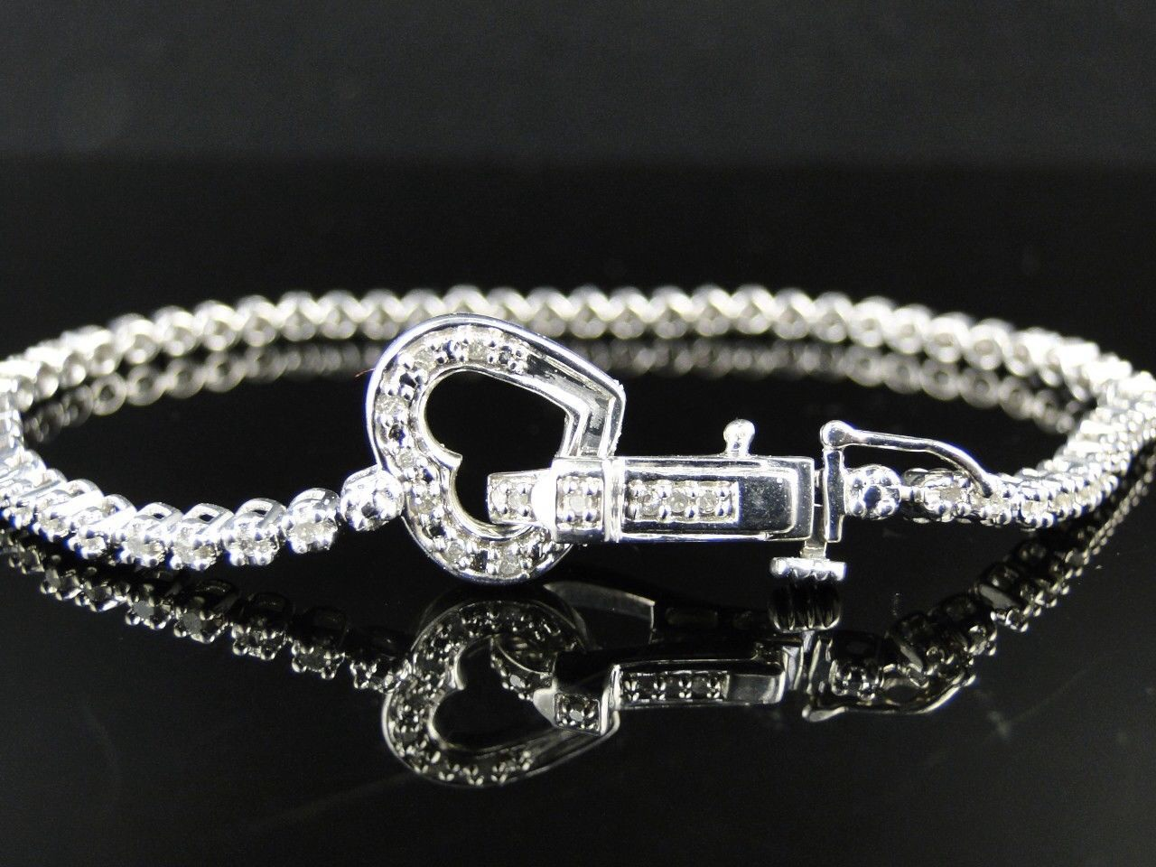 Diamond Bracelets White Gold Www Pixshark Com Images