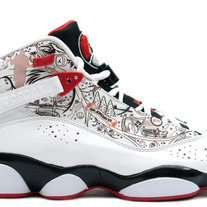 JORDAN 6 RINGS TRAILBLAZERS 322992-162