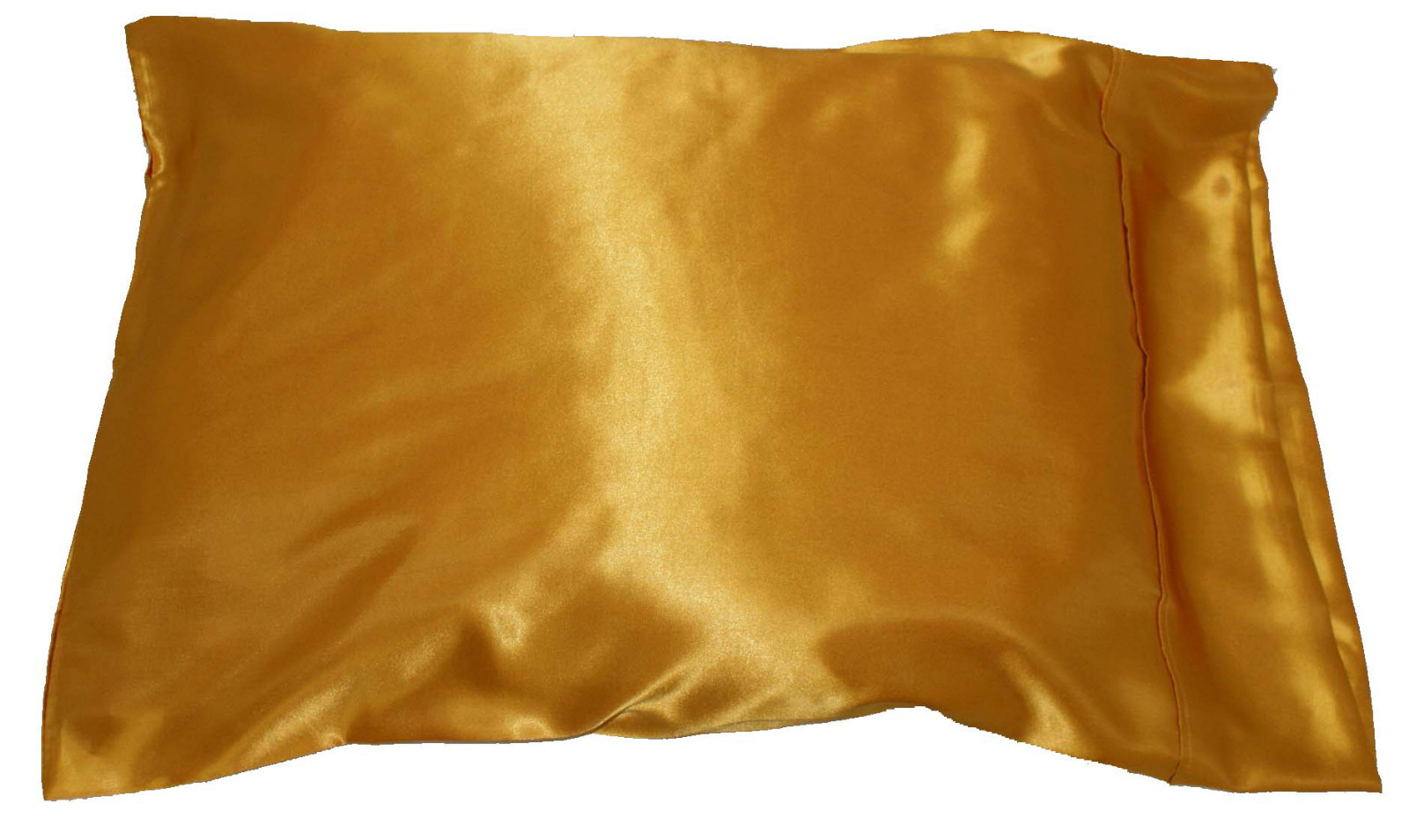1pc new size silky satin pillow case multiple colors thumbnail 3