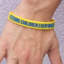 Feeding Children Everywhere Bracelet