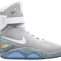 NIKE AIR MAG BACK TO THE FUTURE 417744 001