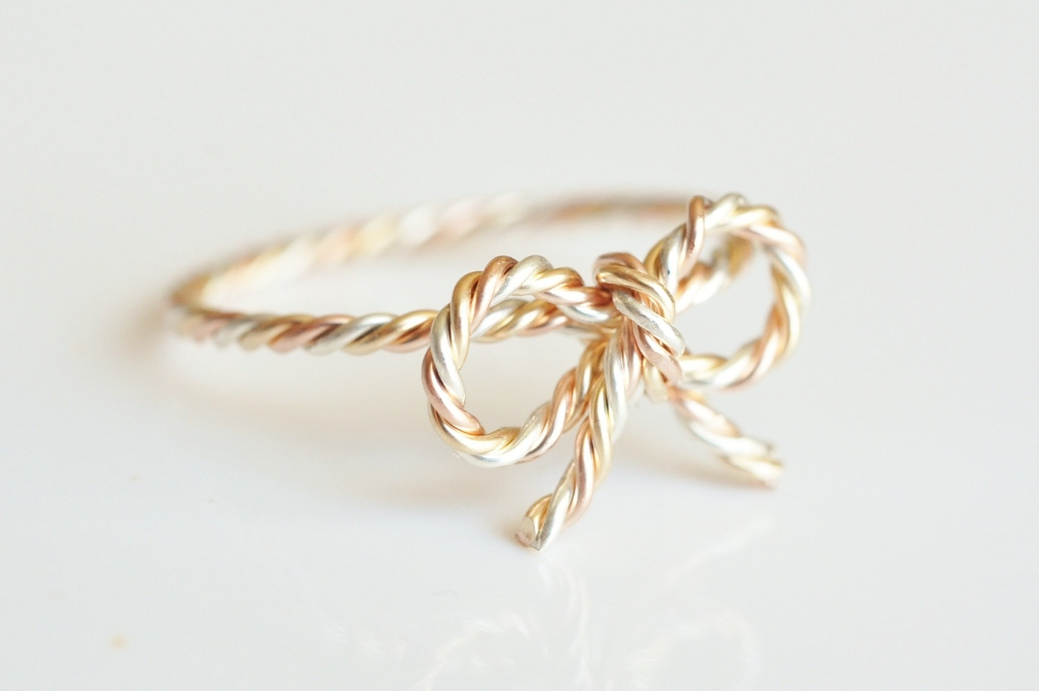 Twine Wrapped Rings
