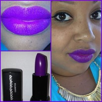 Purple Kisses Lipstick