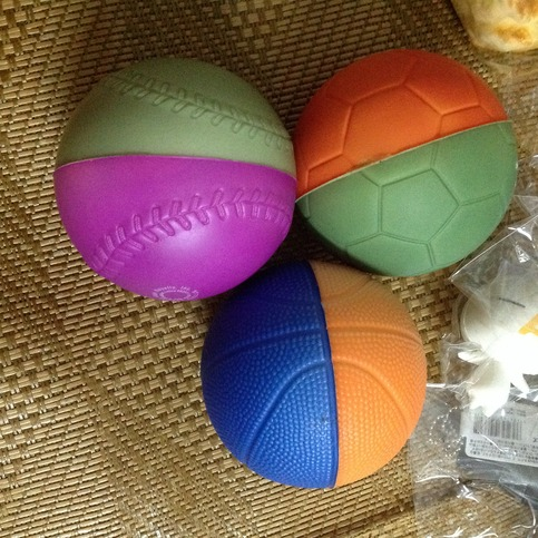 Large Squishy Ball : Temperature Changing Stress Ball/ Squishy on Storenvy
