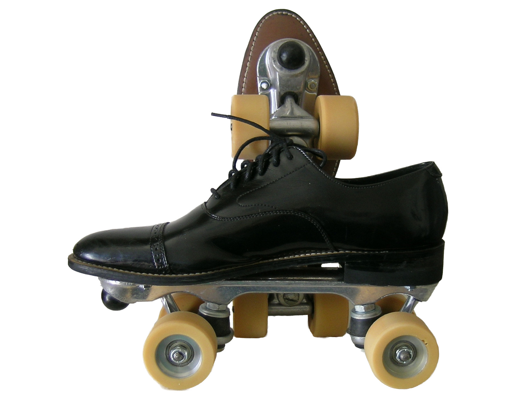 Custom roller skate shoes