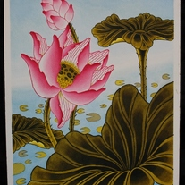 Lotus & Lily Pads (Limited Edition Print) medium photo