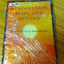 Mindfulness, Bliss, And Beyond: A Meditator's Handbook by Ajahn Brahm