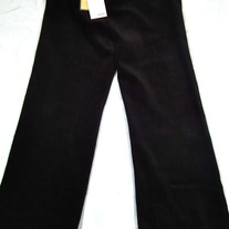 Juicy Couture Velour Pant-Black
