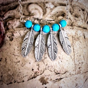 Native Spirit Necklace