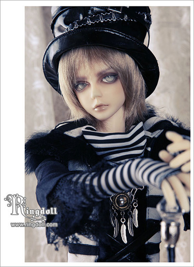 Ball Jointed Doll Boy Ringdoll Ball Jointed Doll