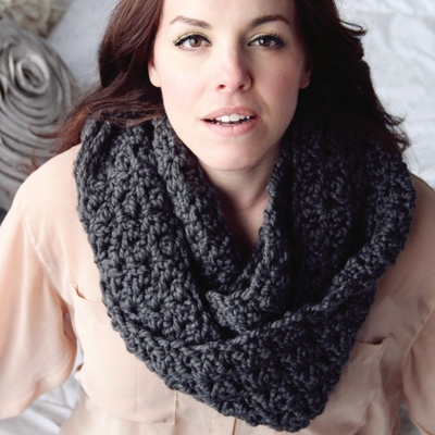 Easy to Crochet Scarf Patterns + Wrap Patterns