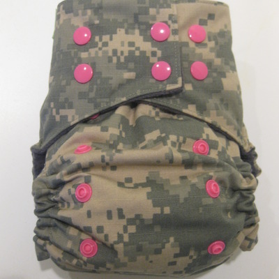Army acu os pocket - daddy's girl