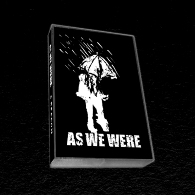 "As we were ""a reason"" ep cassette tape"
