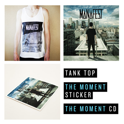 The moment & tank top package