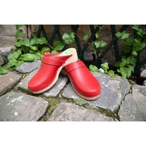 Clogs Red [..ruber..]