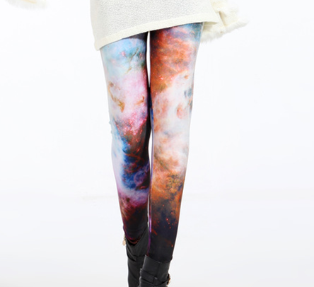 Tights For All Calm White Cosmic Tights Online Store