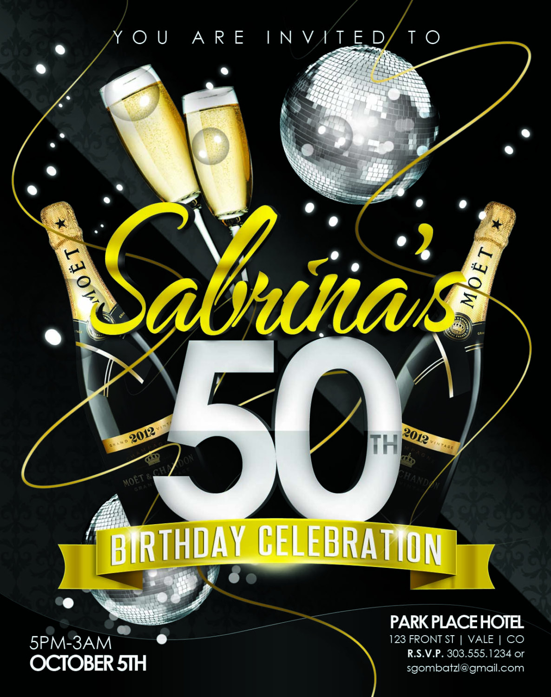50th birthday invitations adult birthday party invitation 50th birthday invitations adult birthday party invitation printable digital file filmwisefo