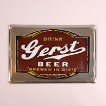 Gerst Tin Tacker Sign