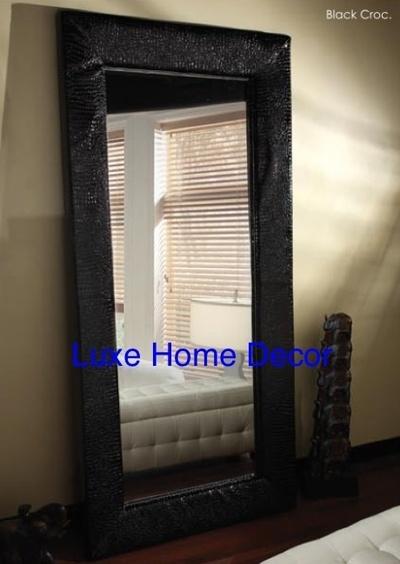 rocker floor mirror ds 183 luxe home decor furnishings 183 online
