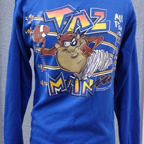 Vintage Tasmanian Devil Taz cartoon sweatshirt 1993