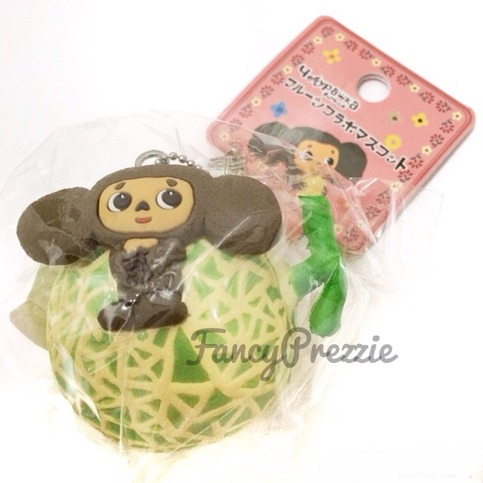 Huge Rare Squishy Collection : Rare Cheburashka Melon Squishy ? FancyPrezzie ? Online Store Powered by Storenvy