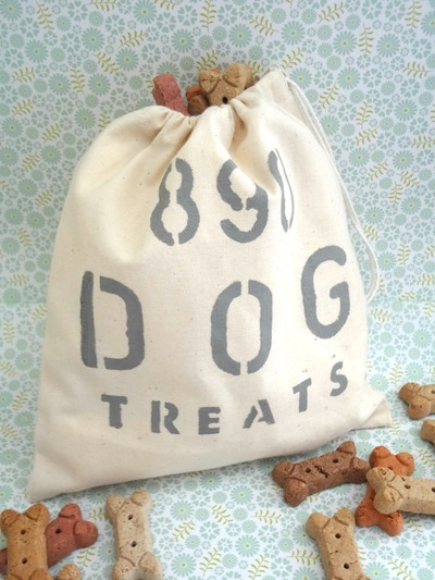 Doggie Treats Bag/Produce Bag/Storage Bag - 890 Treats
