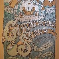 2012 David Welker Hardywood Gingerbread Stout Artist edition
