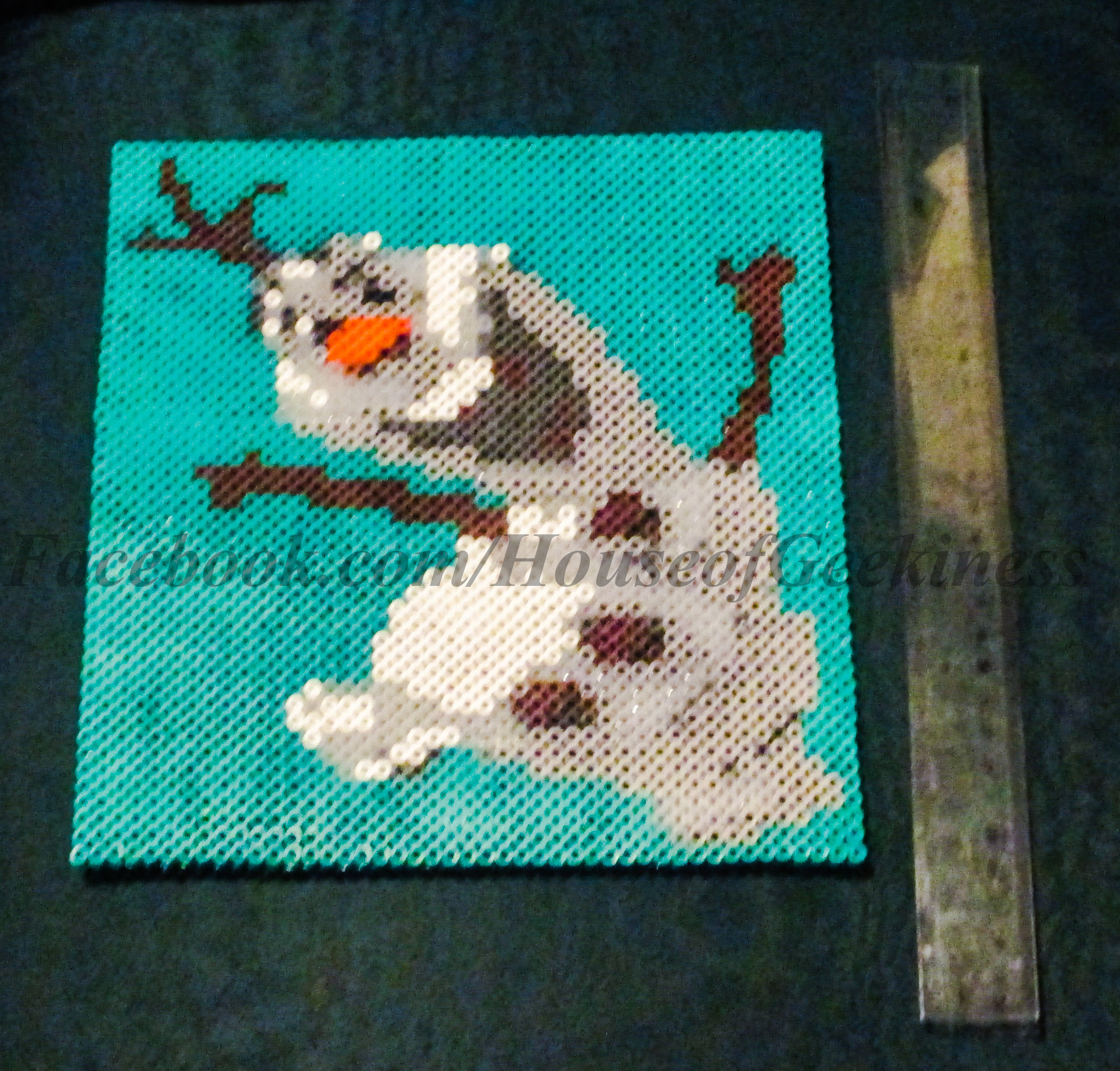 Frozen inspired olaf magnet or wall decor house of geekiness frozen inspired olaf magnet or wall decor thumbnail 1 amipublicfo Choice Image