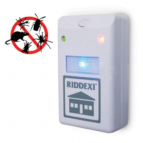 Инструкция по применению прибора Riddex