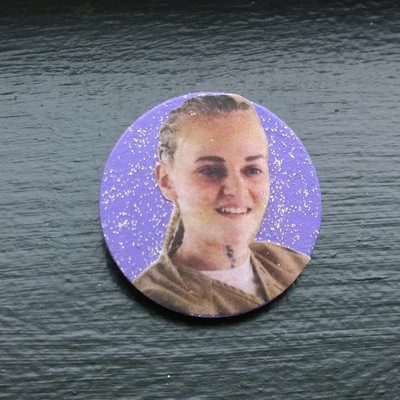 Tricia miller orange is the new black pin