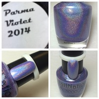 Parma Violet (2014) *FINAL STOCK!!!!!Raging Holos Collection 15ML BLACK Cap - Thumbnail 4