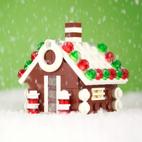 Gingerbread House (Kit)
