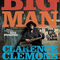 BIG MAN by Clarence Clemons & Don Reo hardcover book